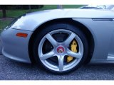 Porsche Carrera GT Wheels and Tires