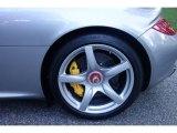 Porsche Carrera GT Wheels and Tires