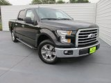 2015 Tuxedo Black Metallic Ford F150 XLT SuperCrew #107379925