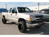2004 Chevrolet Silverado 2500HD LS Extended Cab 4x4 Data, Info and Specs