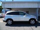2011 Alabaster Silver Metallic Honda CR-V EX-L 4WD #107379729
