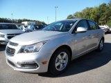 2016 Silver Ice Metallic Chevrolet Cruze Limited LT #107379819