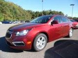 2016 Siren Red Tintcoat Chevrolet Cruze Limited LT #107379817