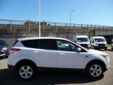 2016 White Platinum Metallic Ford Escape SE 4WD #107379726