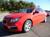 2016 Red Hot Chevrolet Cruze Limited LT #107379816
