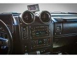 2006 Hummer H2 SUV Controls