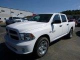 2015 Bright White Ram 1500 Express Crew Cab 4x4 #107379908