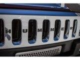 2006 Hummer H2 SUV Marks and Logos