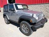 2016 Jeep Wrangler Billet Silver Metallic