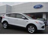 2016 Oxford White Ford Escape SE #107379788