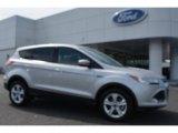 2016 Ingot Silver Metallic Ford Escape SE #107379786