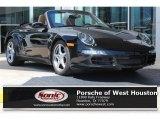 2007 Black Porsche 911 Carrera Cabriolet #107379971