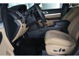 2016 Ford Explorer XLT Medium Light Camel Interior