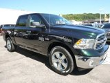 2016 Ram 1500 Black Forest Green Pearl