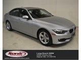 2016 Glacier Silver Metallic BMW 3 Series 320i Sedan #107379956