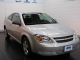 2007 Ultra Silver Metallic Chevrolet Cobalt LS Coupe #10737197