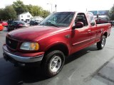 2002 Ford F150 XLT SuperCab 4x4 Data, Info and Specs