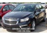2016 Blue Ray Metallic Chevrolet Cruze Limited LT #107428865