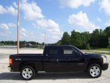2007 Black Chevrolet Silverado 1500 LTZ Crew Cab 4x4 #10722485