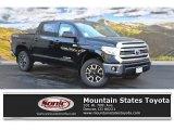 2016 Black Toyota Tundra SR5 CrewMax 4x4 #107428522