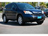 2007 Royal Blue Pearl Honda CR-V EX-L #107428746
