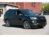 2016 Shadow Black Ford Explorer Sport 4WD #107428731