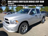 2015 Bright Silver Metallic Ram 1500 Express Crew Cab 4x4 #107428662
