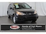 2011 Crystal Black Pearl Honda CR-V EX-L #107428544