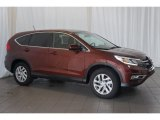 2015 Honda CR-V Copper Sunset Pearl