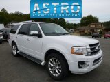 2015 Oxford White Ford Expedition Limited 4x4 #107460841