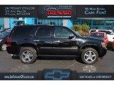 2014 Black Chevrolet Tahoe LTZ 4x4 #107460679