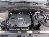 2016 Hyundai Santa Fe Sport Engines