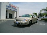 2007 Sandstone Metallic Chevrolet Cobalt LT Sedan #10737650