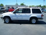 2000 Oxford White Ford Explorer XLT 4x4 #10735925