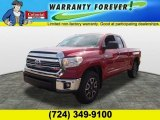 2016 Barcelona Red Metallic Toyota Tundra SR5 Double Cab 4x4 #107478228