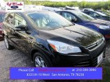 2016 Shadow Black Ford Escape Titanium #107481283