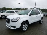 2016 Summit White GMC Acadia SLE AWD #107481325
