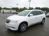 2016 Buick Enclave White Frost Tricoat