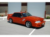 1989 Ford Mustang LX 5.0 Coupe Data, Info and Specs