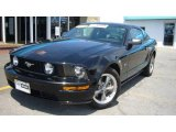 2006 Black Ford Mustang GT Premium Coupe #10718215