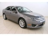 2011 Sterling Grey Metallic Ford Fusion SEL #107481480