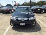 2012 Attitude Black Metallic Toyota Camry XLE #107481376