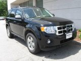 2009 Black Ford Escape XLT V6 4WD #10734917