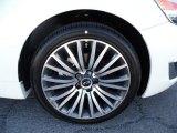 Kia Cadenza 2015 Wheels and Tires