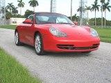 2000 Porsche 911 Carrera Cabriolet Data, Info and Specs