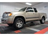 2003 Toyota Tundra SR5 Access Cab 4x4 Data, Info and Specs