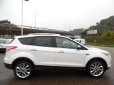 2016 White Platinum Metallic Ford Escape SE 4WD #107502908