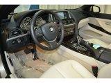 2012 BMW 6 Series Interiors