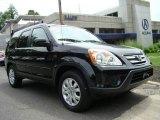 2006 Nighthawk Black Pearl Honda CR-V SE 4WD #10729197