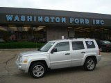 2007 Bright Silver Metallic Jeep Patriot Limited 4x4 #10734936